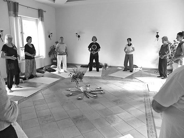 Taiji Qigong Meditation