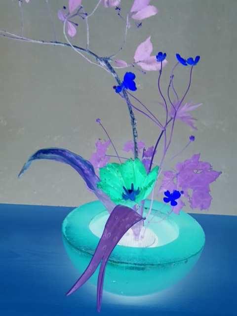 Ikebana Kurs – Kado: Blumen Weg – Menschen Weg